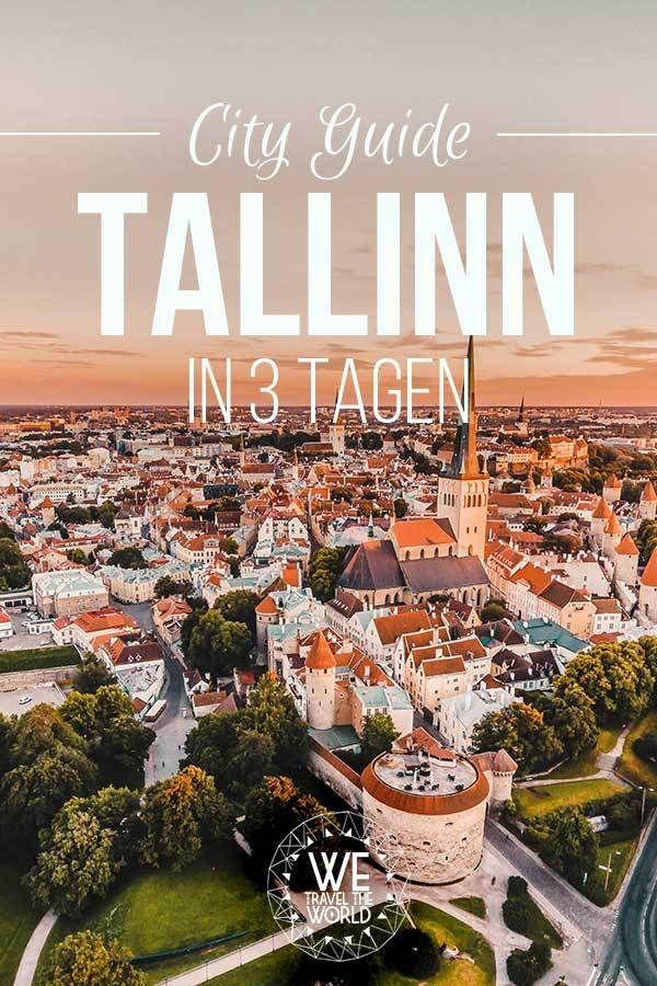 Tallinn in 3 Tagen: Die 15 besten Dinge, die du in Tallinn gesehen und gemacht haben musst – Jaqu i