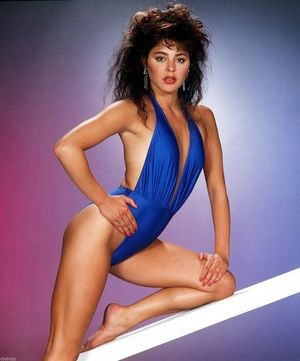 Jane Leeves in Blue Monokini is listed (or ranked) 6 on the list Hot Jane Leeves Pics