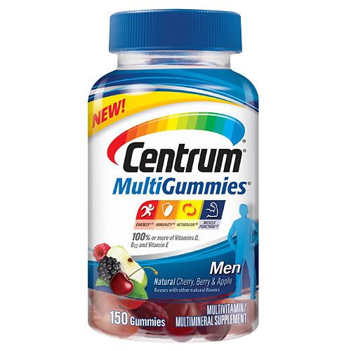 Buy Centrum Men MultiGummies - 150 Gummies at the lowest price from eVitamins. Find Men MultiGummies reviews, side effects, coupons and more from eVitamins.  Fast Shipping to България