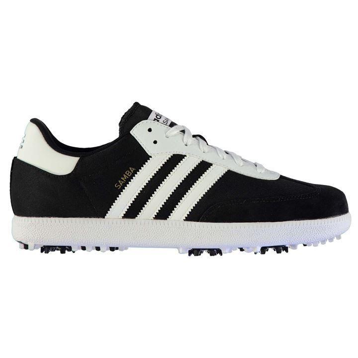 adidas   adidas Samba Mens Golf Shoes   Mens Golf Shoes