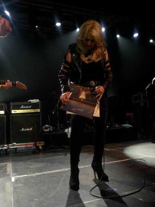 #bonnietyler #concert #norway #kristiansung