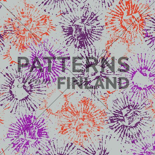 Sari Taipale: Circle of Life – Circus #patternsfromagency #patternsfromfinland #pattern #patterndesign #surfacedesign #saritaipale
