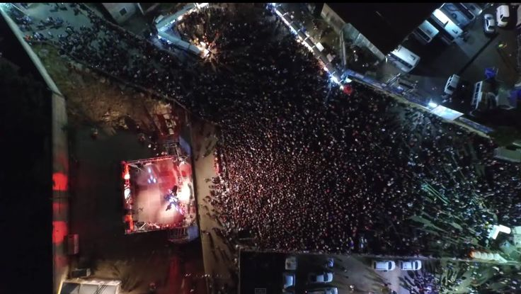 MUST SEE! Over 100,000 come to see Sami Yusuf | 2015 سامی یوسف - حسبی ربی