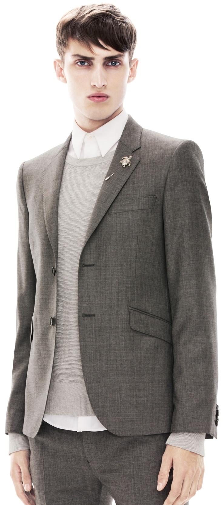 essay on clothes maketh a man
