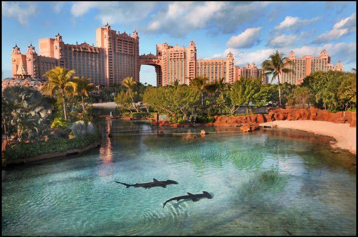 Bahamas Atlantis Hotel...a Remarkable Resort Locale