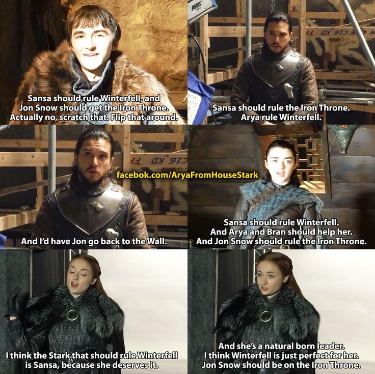 jon and arya relationship quotes