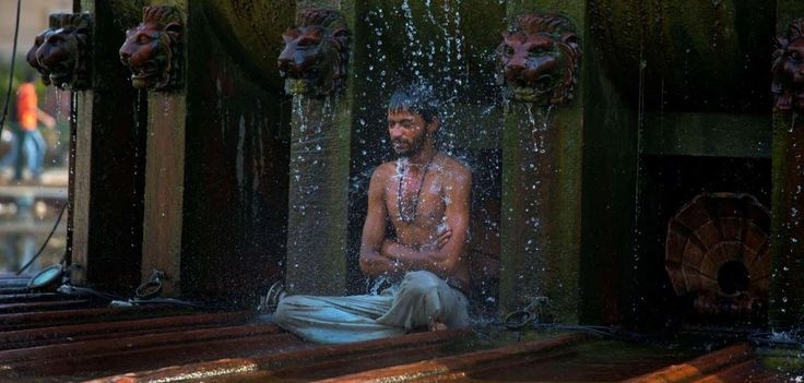 APTOPIX India Heat Wave - Manish Swarup/AP Images
