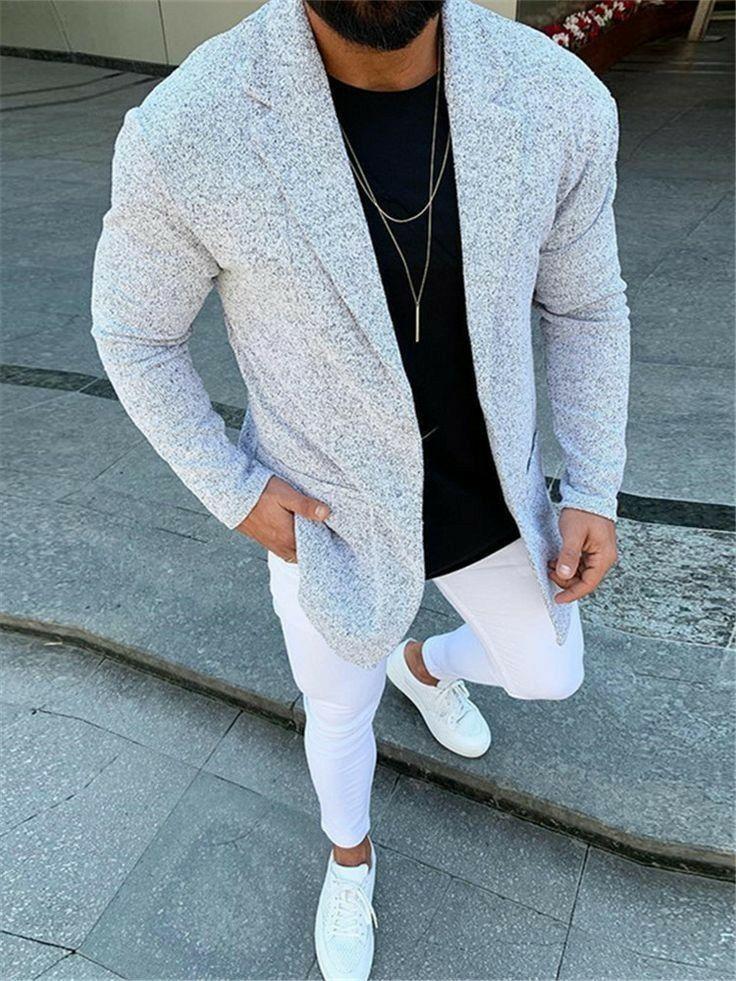 Look Claro Camisa Black En 2020 Ropa De Hombre Casual Elegante Moda De Hombres Negros Ropa De Moda Hombre