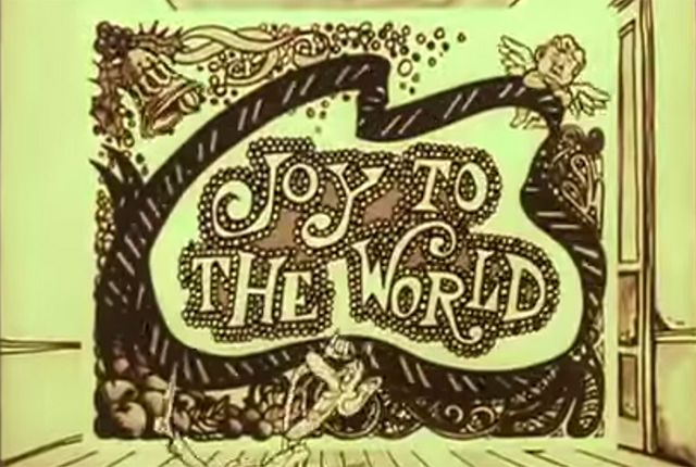 A bizarre, brilliant Christmas cartoon from Terry Gilliam, just prior to his Monty Python days.