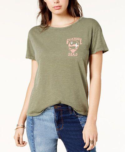 Junk Food Grateful Dead Cotton Graphic T-Shirt
