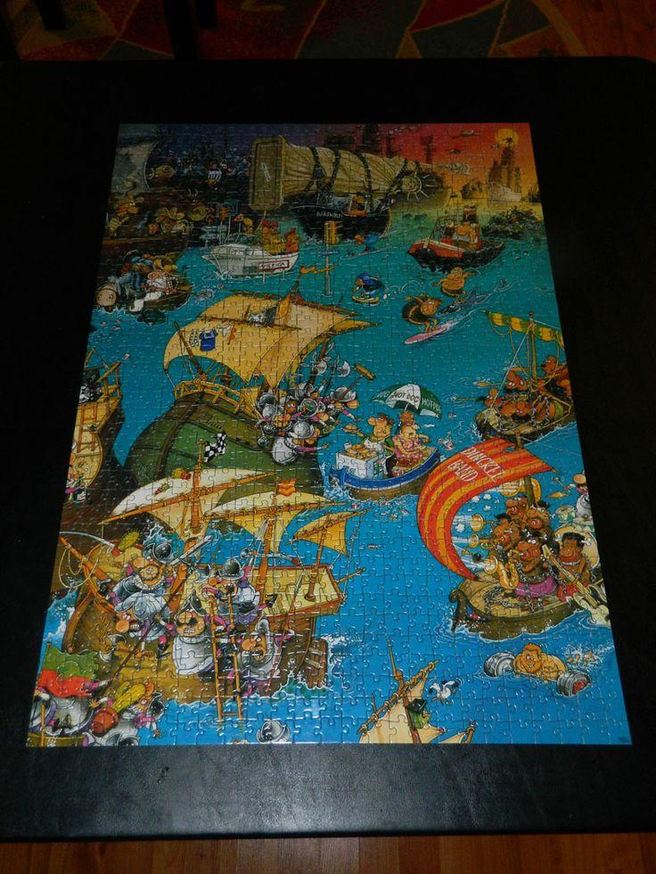 Transatlantic by Marino Degano, Heye, 1000 pieces (1995)