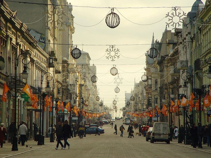 Wonderful Lodz http://www.travelandtransitions.com/european-travel/ #lodz