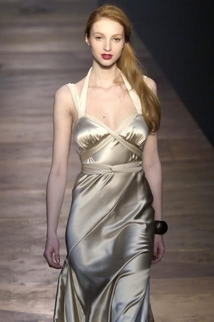 Amanda wakeley A/W 06-07 dress