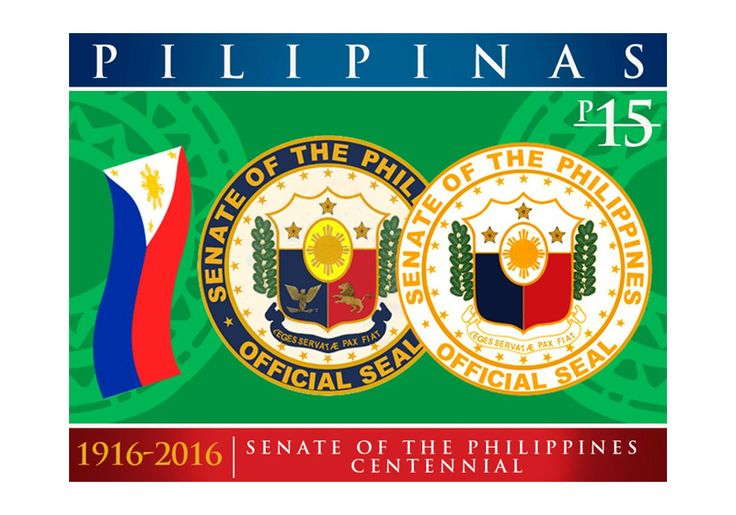 COLLECTORZPEDIA: Philippines 2016Senate of the Philippines ...