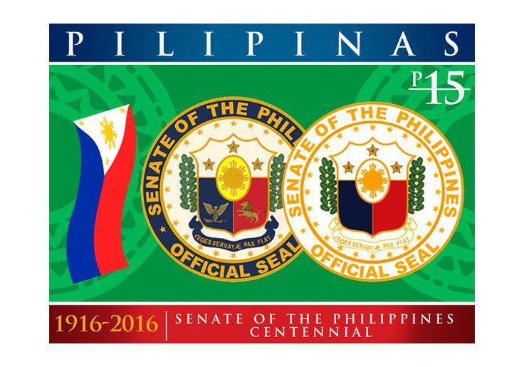COLLECTORZPEDIA: Philippines 2016Senate of the Philippines ...