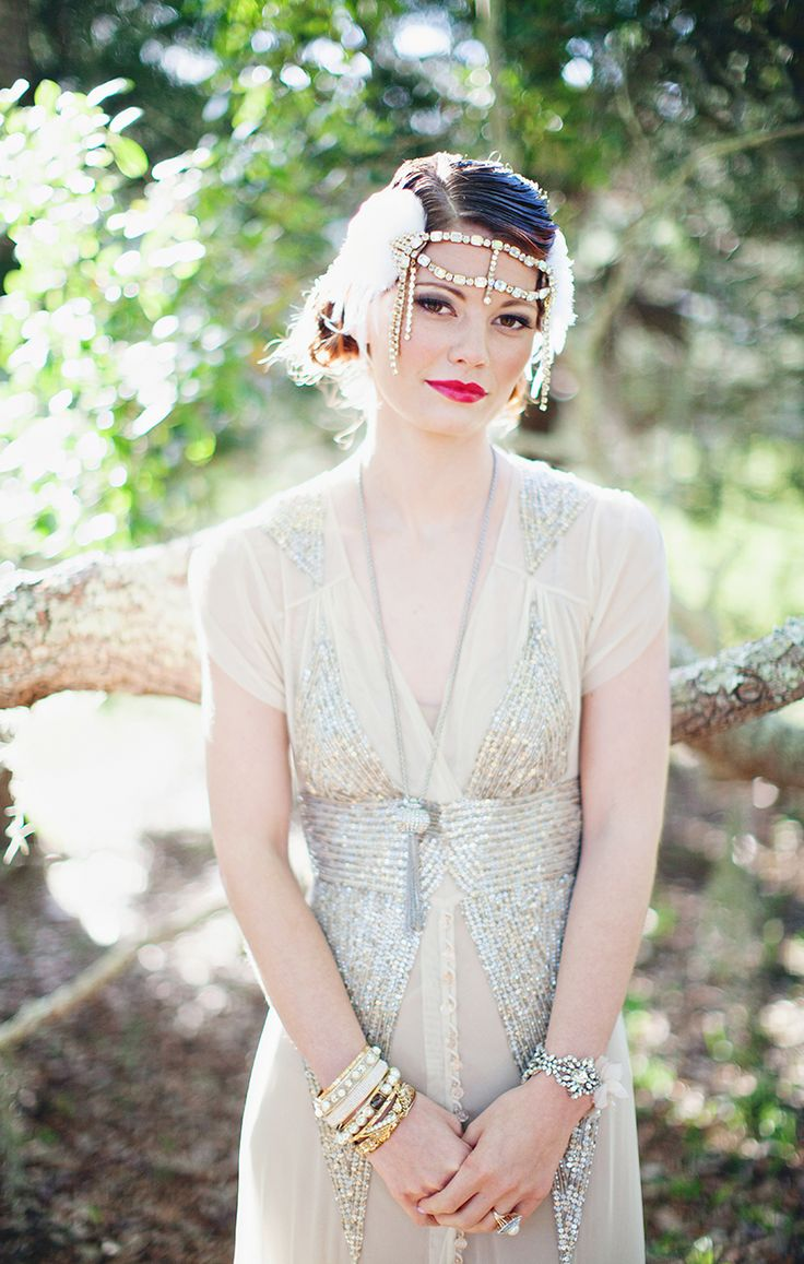 Awesome The Great Gatsby Themed Wedding Festooning - The Wedding ...