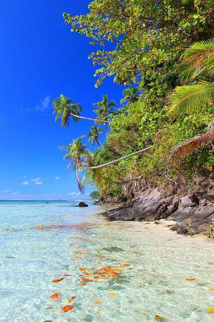 Samoa Travel Inspiration - Samoa, Namua Island by Adam Pflum Photography, via Flickr