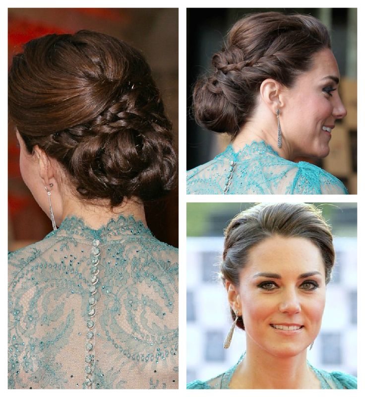Wedding Hairstyle Kate Middleton : The 25 best hochzeitsfrisur kate middleton ideas on pinterest