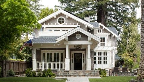 the porch and front overhang would be perfect on our house