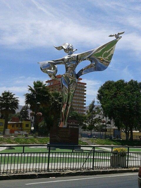 Monumento por la Paz Mundial - Copiapo- Chile