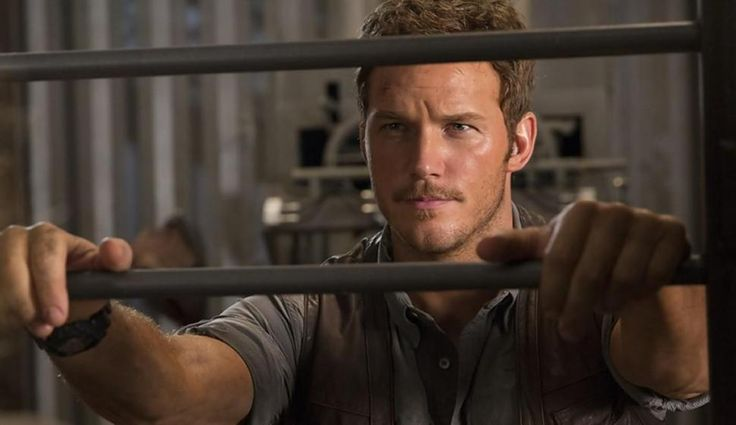 "Dinolord! Chris Pratt's ""Guardians of the Galaxy"" have proven to be the ""Star Wars"" of the new century and already he's in a new franchise ready to eclipse that: In ""Jurassic World"" (as in Spielberg's ""Park""), the original Park is a Jungle Habitat (wiki that) with dinos, and the team want to top that. Talk about ""I am brute!"""