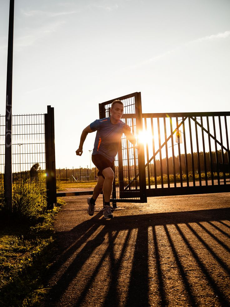 Sport Photography - Running