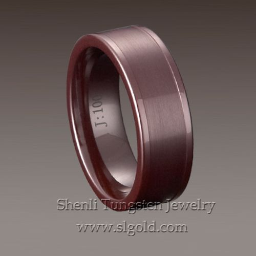 how to wear a ring male
