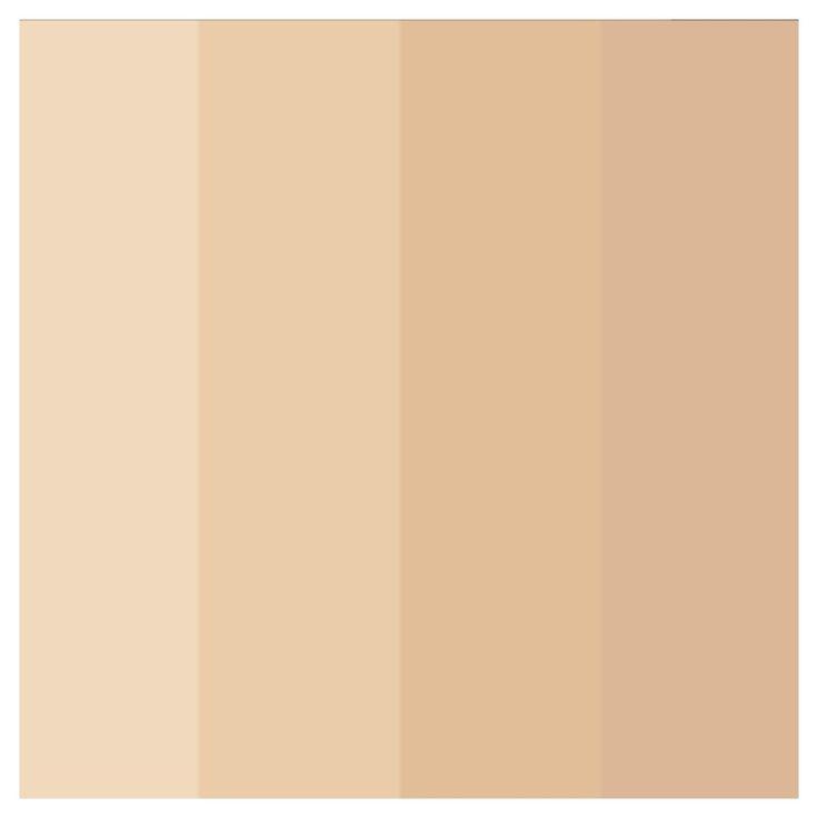 color nude (paleta-faldas)