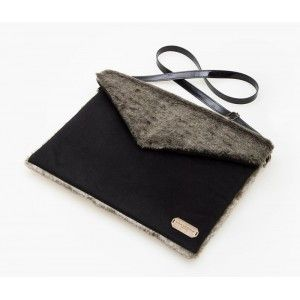 "Lola Victoria Design - torba na laptop 14"" i macbook 15"" LUSH TEDDY BEAR"