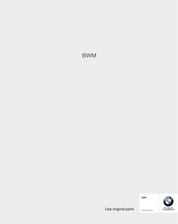 BMW: Spare Parts