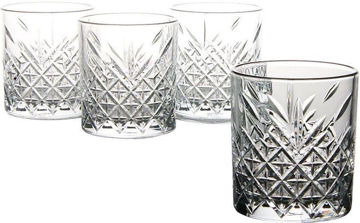 CreaTable Gläser-Set, 8 Teile, »TIMELESS« für 29,99€. Gläser-Set von CREATABLE, Aus hochwertigemGlas, Hochwertige Qualität bei OTTO