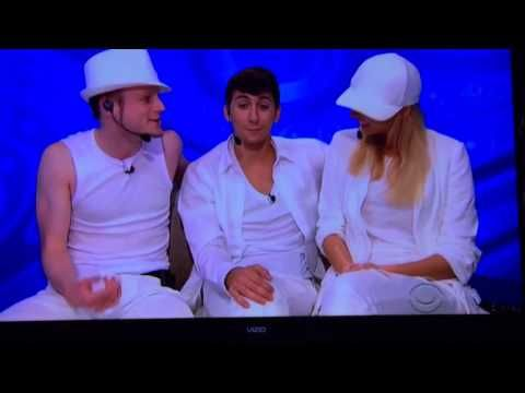 CBS BIG BROTHER 17's WACK STREET BOYS! BB17 7.22.2015 Episode - YouTube
