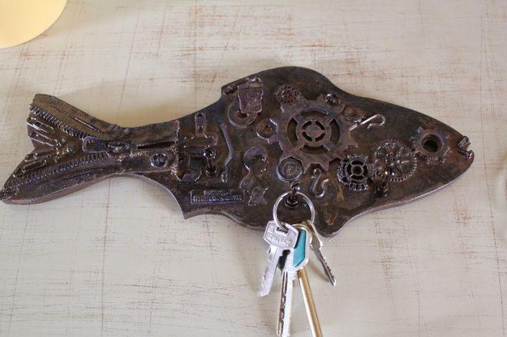 Ключница , в стиле Стимпанк