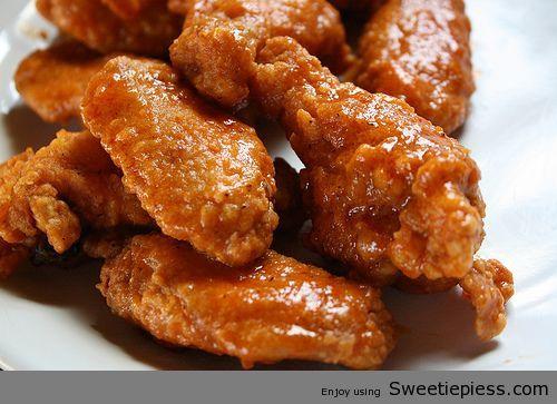 Yummy !! Buffalo wings Recipe
