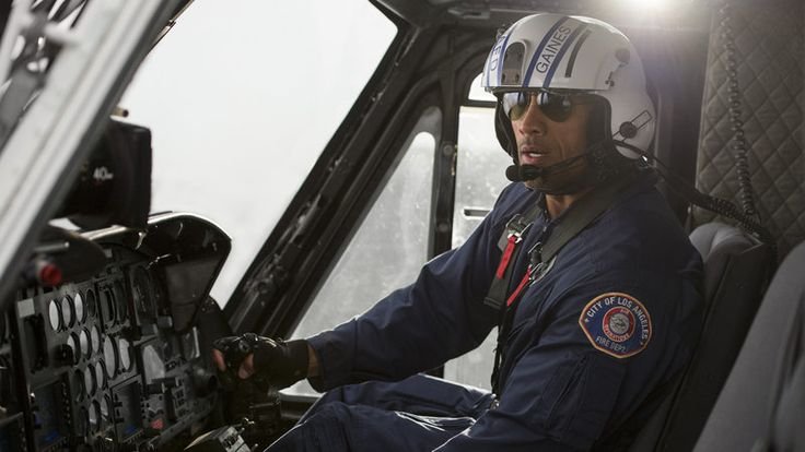 Rocks Versus The Rock In 'San Andreas' - NPR #SanAndreas, #Movies, #Entertainment