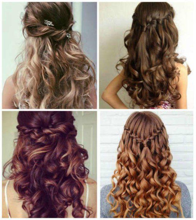 Más cautivador peinados pelo rizado largo faciles Fotos de cortes de pelo Consejos - Pin en Peinados para cabellos rizados