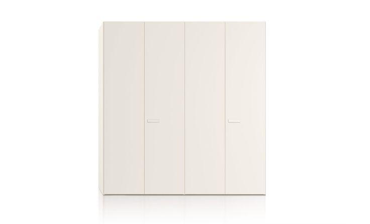 oltre 25 fantastiche idee su armadio 4 ante bianco su. Black Bedroom Furniture Sets. Home Design Ideas