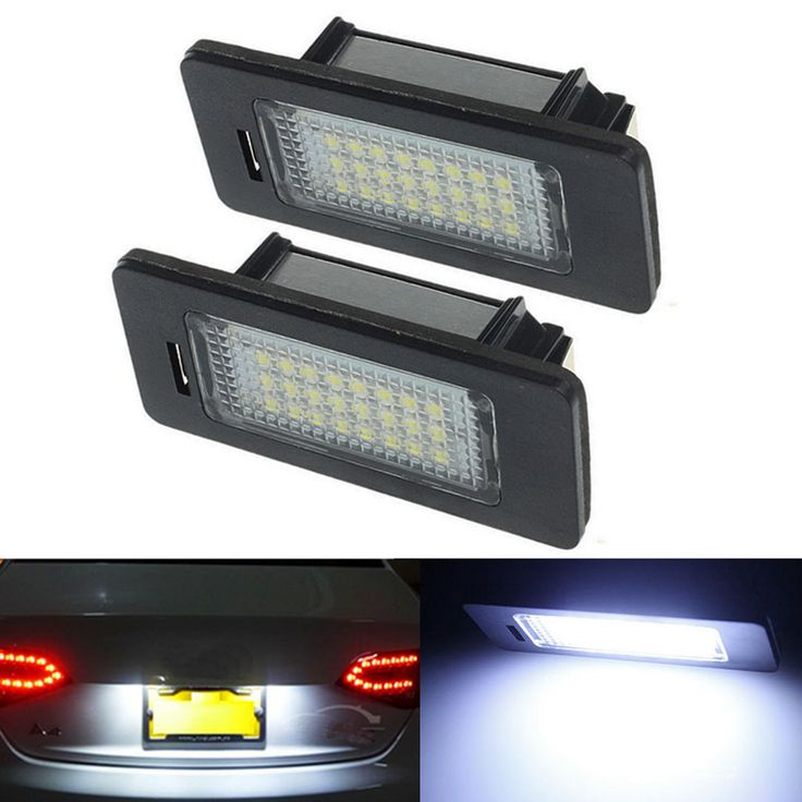 $12.75 (Buy here: https://alitems.com/g/1e8d114494ebda23ff8b16525dc3e8/?i=5&ulp=https%3A%2F%2Fwww.aliexpress.com%2Fitem%2F2Pcs-Error-Free-18-LED-License-Number-Plate-Light-Lamps-Bulb-fit-for-Aud-i-A4%2F32656549562.html ) 2x Error Free 18 LED License Number Plate Light Car Lamp Source Auto Bulb for Audi A4 A5 S5 Q5 TT Volkswagen VW Passat 5D R36 for just $12.75