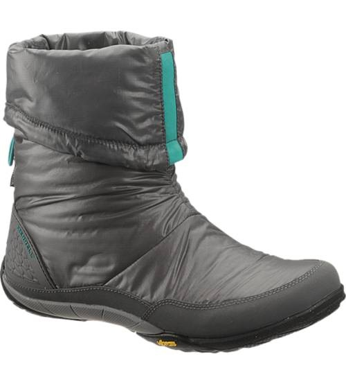 Go barefoot in style this winter without Jack Frost nipping at your toes. These casual barefoot boots are waterproof and insulated to protect your feet from the cold, while letting you experience the foot freedom you love. We added a little arch support and minimalist 3.5 mm cushioning to warm your sole over frozen ground