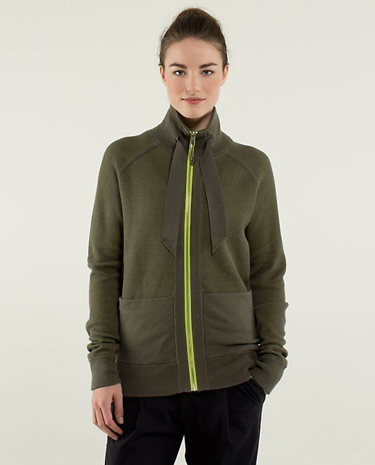 Lululemon Post Savasana Jacket
