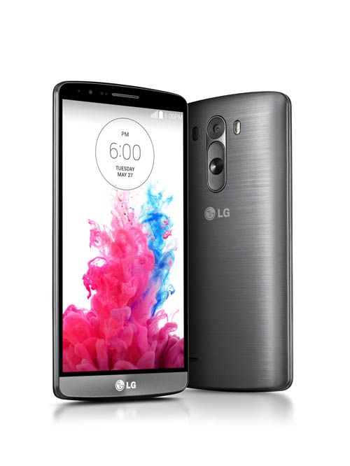 """LG G3 Announced, Featuring 5.5"""" Quad HD, 13MP OIS+ with Laser Auto Focus Camera and Android 4.4.2 KitKat"""