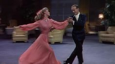 """Vera-Ellen and Fred Astaire in """"Thinking Of You"""" from Three Little Words (1950) - video on the song and dance - love the song!"""