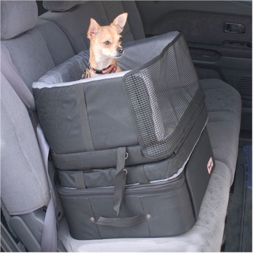 Stow and Go Dog Travel Car Seat