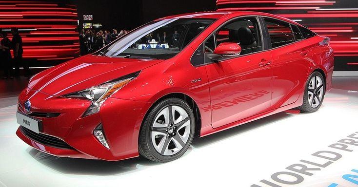 Toyota Prius, nova geração (meados do ano): a Toyota cogita produzir o Prius no Brasil a partir de 2018, mas antes disso o modelo deve ser importado, já que após decisão do governo no final de 2015, híbridos e elétricos têm isenção do imposto de importação e outros tributos