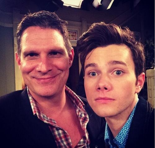@tmilliner1 Live tweeting #Grimm while taping #hotincleveland with the wonderfully funny chriscolfer @Grimm @hotnclevelandtv May 9, 2014