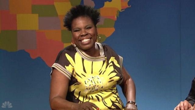 How Leslie Jones SNL skit could have been brilliant