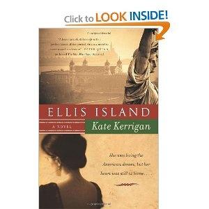 Ellis Island: Worth Reading, Kate Kerrigan, Books Worth, Irish Immigrants, New Life, Novels, Ellis Island, Good Books, Ellie Islands