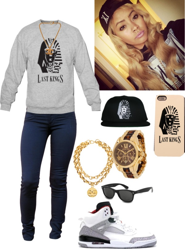 """Honey Cocaine !! 333"" by xoxo-tete-xoxo ❤ liked on Polyvore"