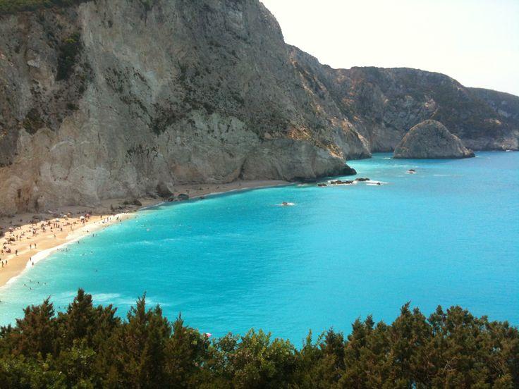 Blue electric - Porto Katsiki, Lefkada