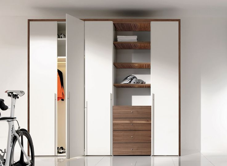 Wooden Wardrobe Designs For Bedroom